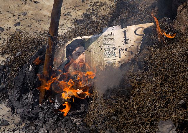 al-Baghdadi (image d'archive)