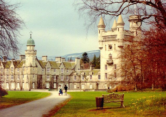 Château de Balmoral (archive photo)