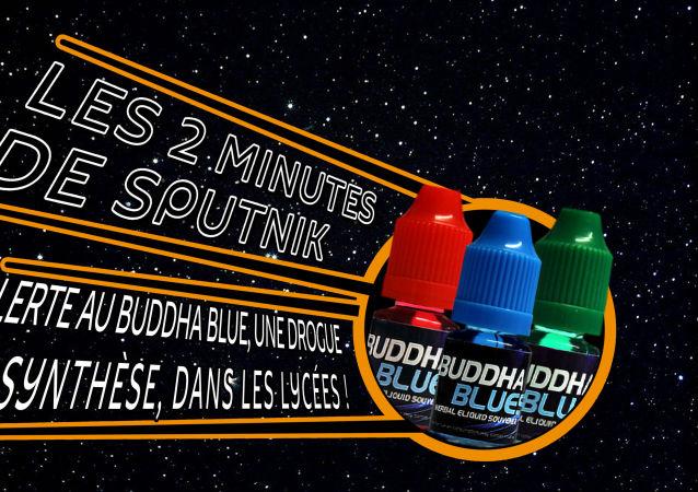 Alerte au Buddha Blue, une drogue de synthèse, dans les lycées!