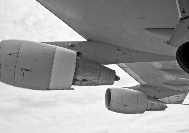 Un avion, image de description