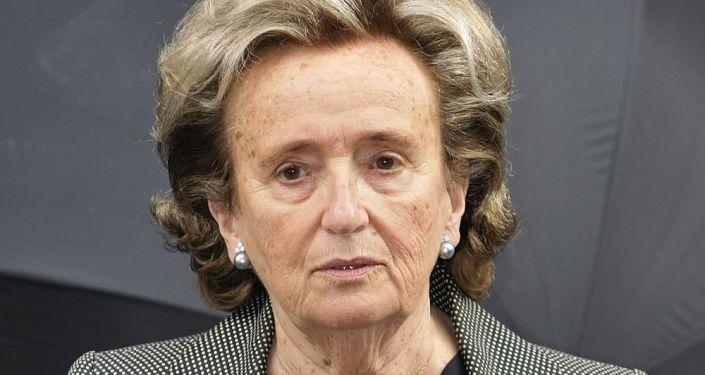 Bernadette Chirac en 2009