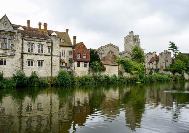 Maidstone, dans le Kent (archive photo)