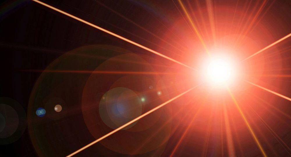 Un laser (image d'illustration)