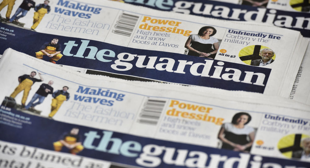 Un journal de The guardian