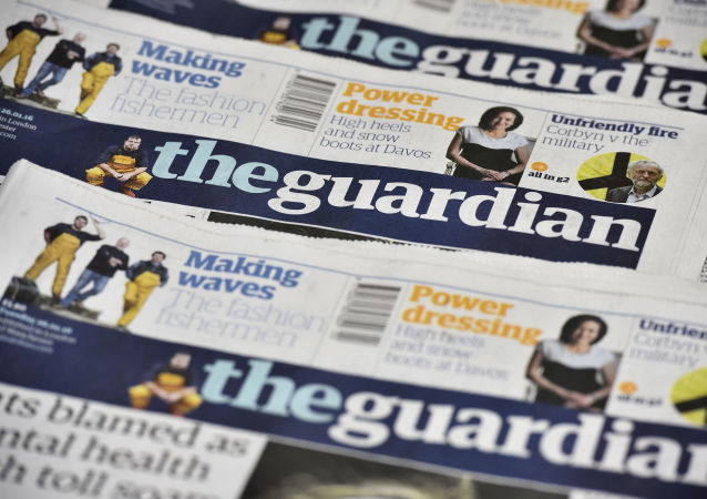Un journal de The guardian