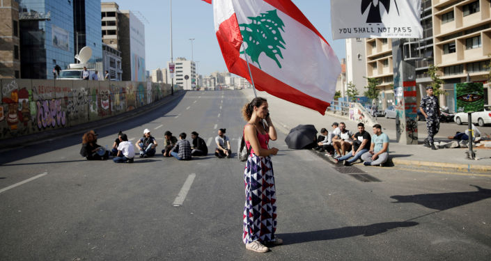 Les manifestations de rue contre le pouvoir au Liban