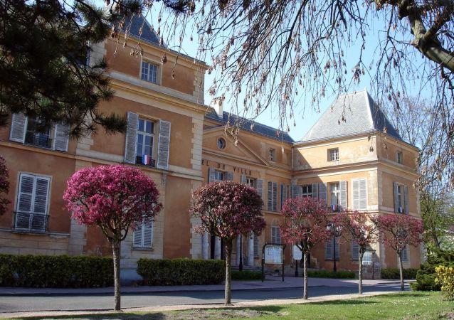 Hôtel-de-Ville de Clichy-sous-Bois (Seine-Saint-Denis), France