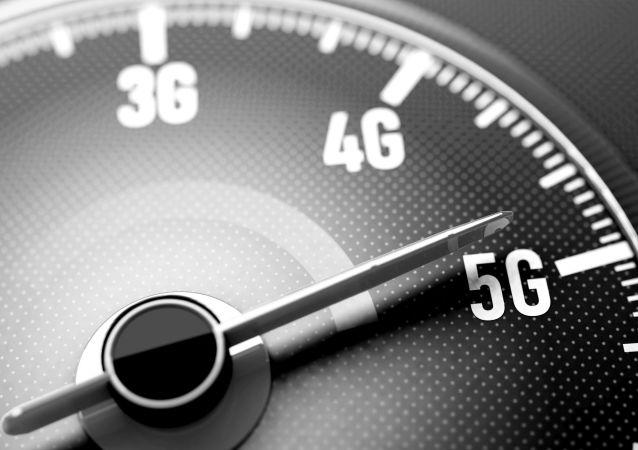 La vitesse de la 5G (image d'illustration)