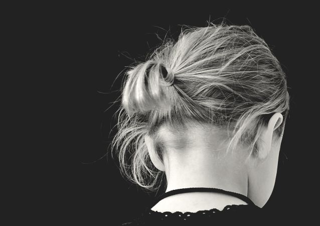 une fille (image d'illustration)
