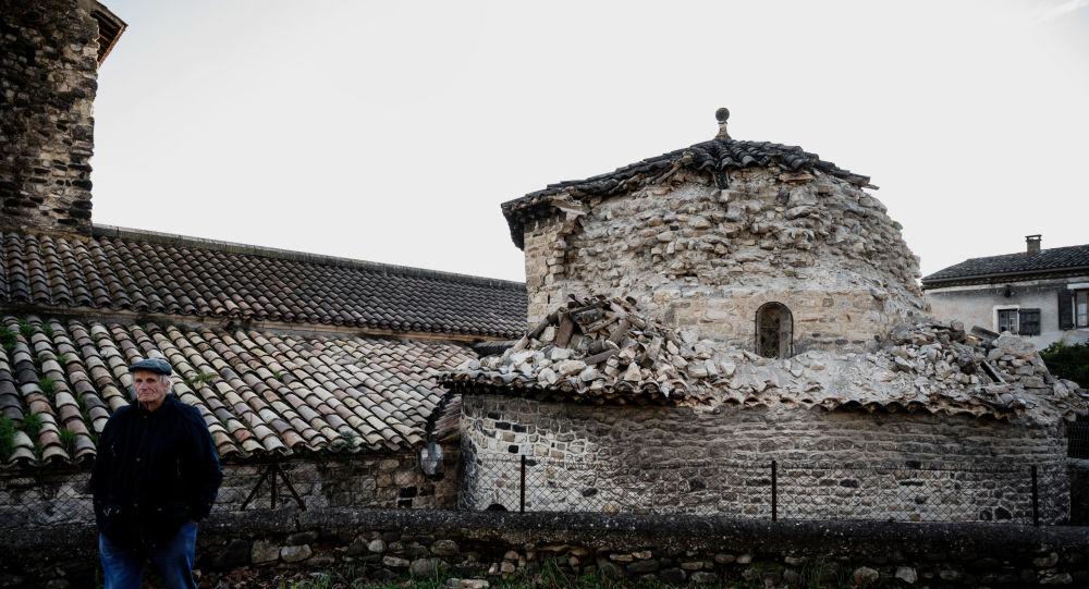 Séisme en Ardèche