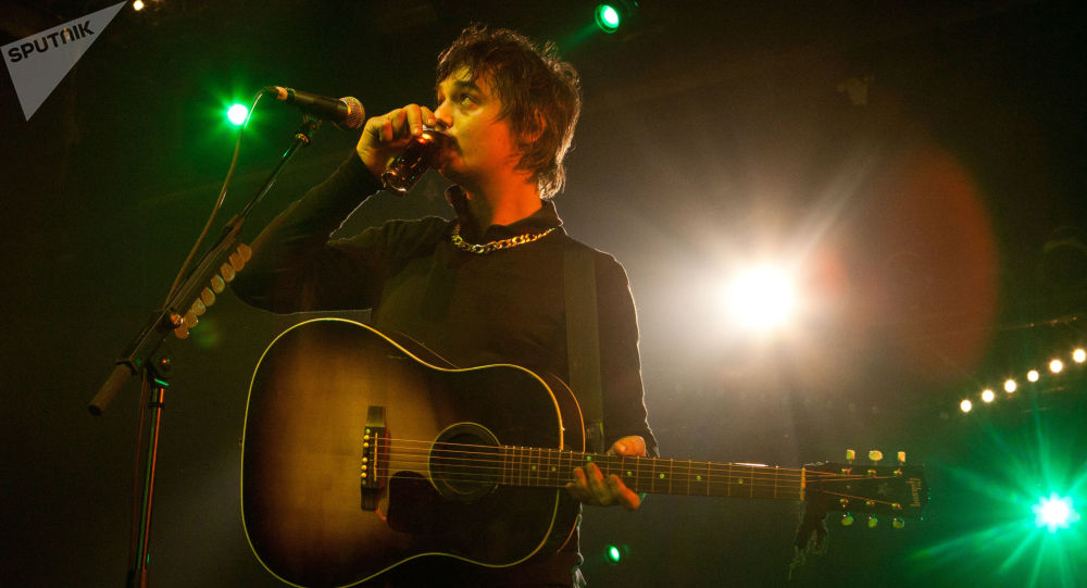 Pete Doherty, archives