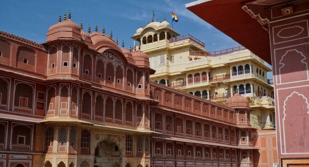 Le City Palace de Jaipur