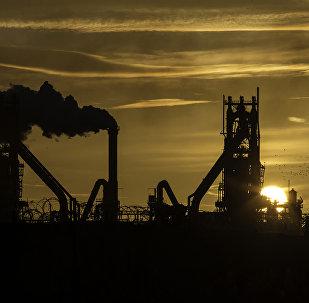 Usine de British Steel (photo d'archive)