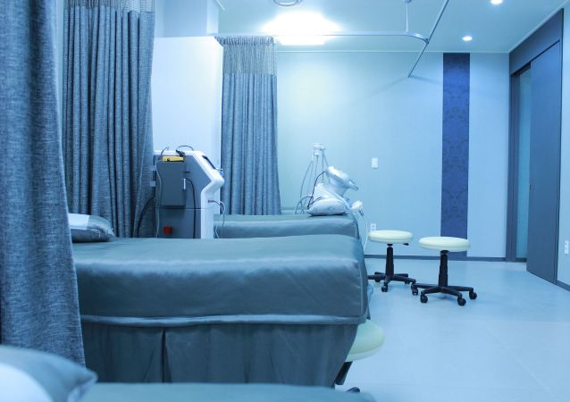Un cabinet de médecin (image d'illulstration)