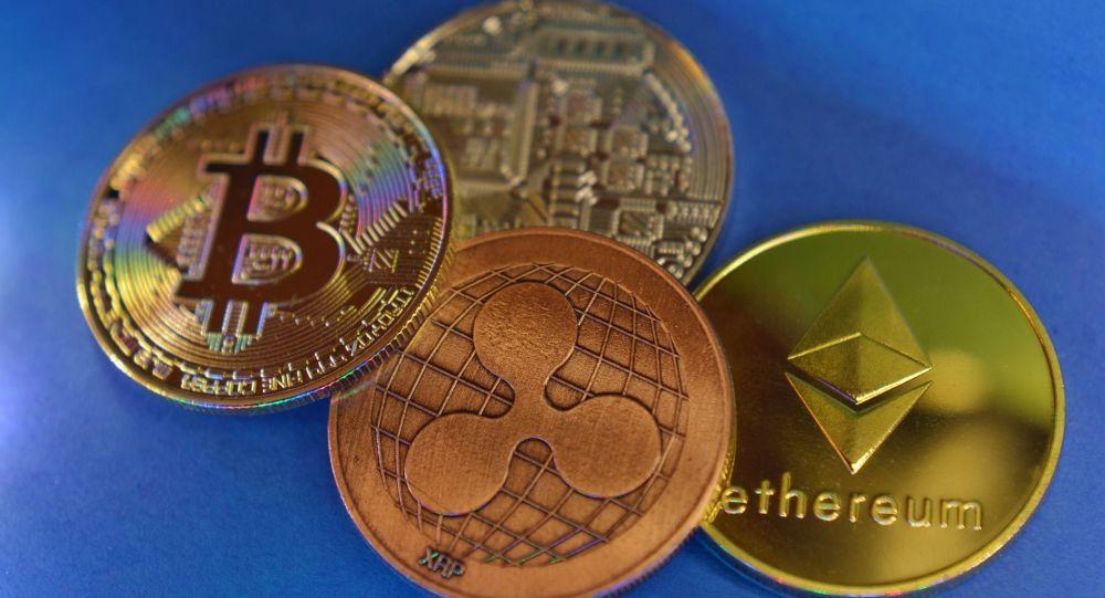 Cryptomonnaie (image d'illustration)