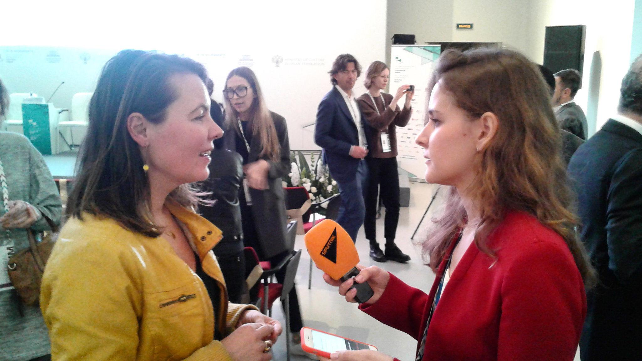 Rédactrice en chef adjointe du Figaro Hors série Isabelle Schmitz