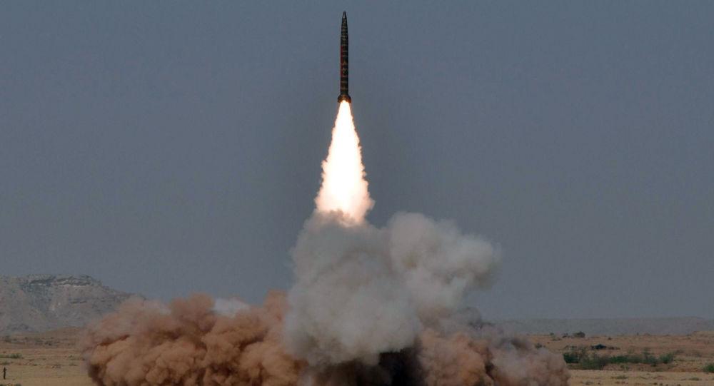 missile Shaheen 1, image d'illustration