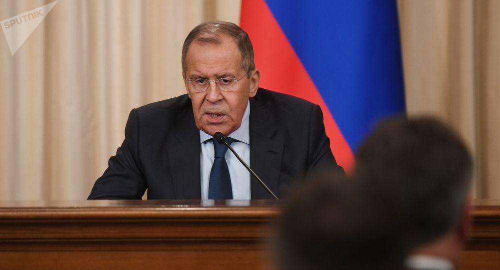 Sergueï Lavrov (photo d'archives)