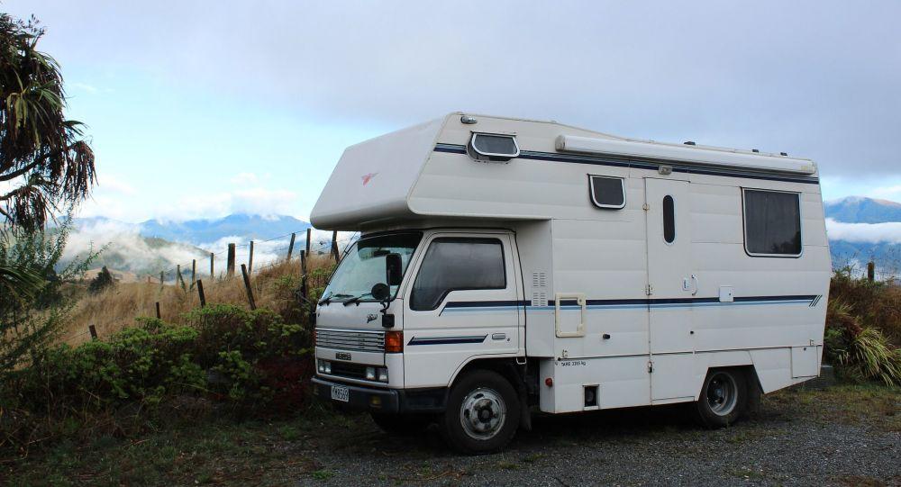 Un camping-car (image d'illustration)