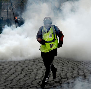 L'acte 53 des Gilets jaunes, place d'Italie (photo d'archives)