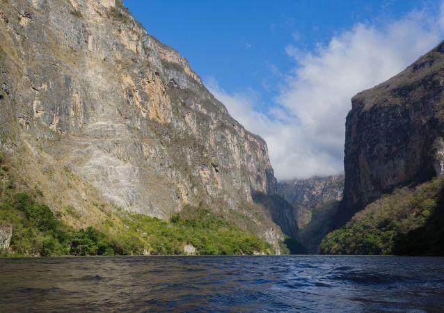 L'État méxicain de Chiapas
