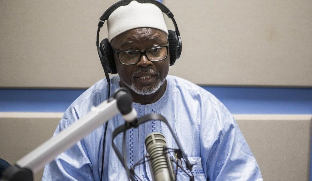 Alioune Tine, fondateur et président d'Afrikajom Center, un think tank sénégalais consacré aux droits humains, à la paix et sécurité et à l'environnement, officiant par ailleurs à Bamako en tant qu'expert indépendant des Nations unies