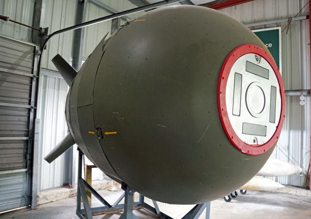 Bombe nucléaire américaine MK-4