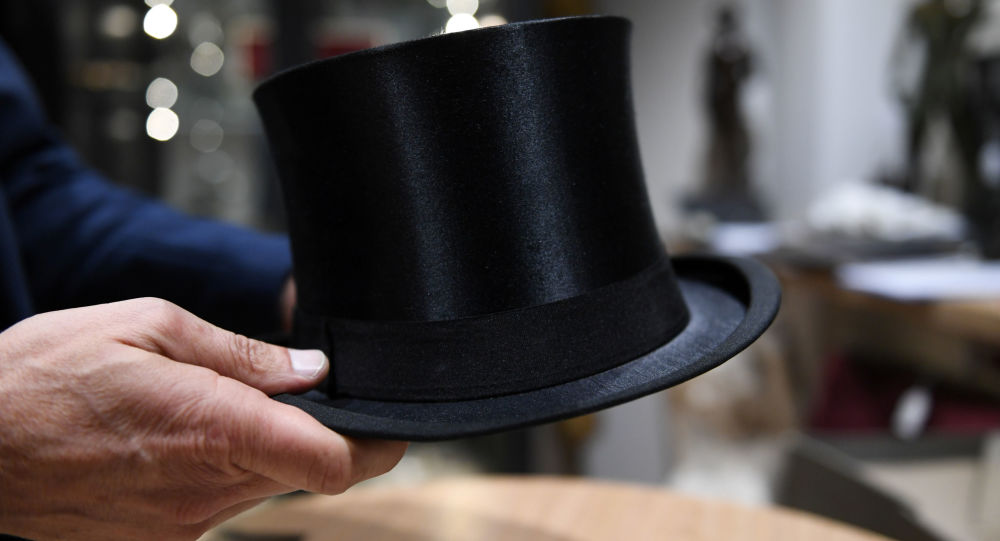 Chapeau porté par Hitler