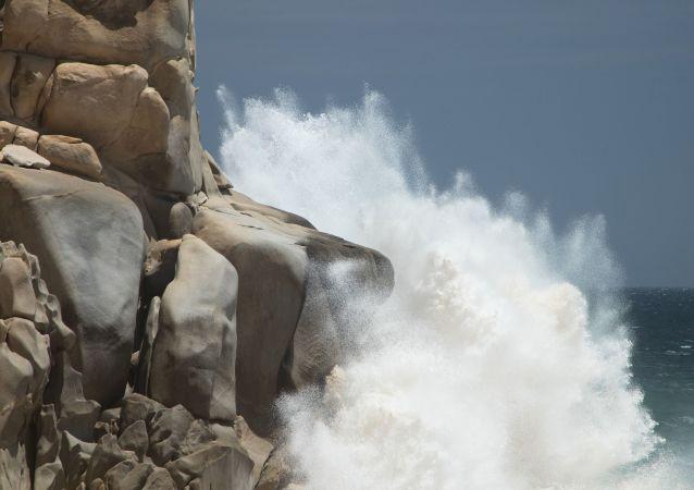 Une plage de Cabo San Lucas (image d'illustration)