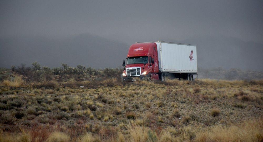 Un camion, image d'illustration