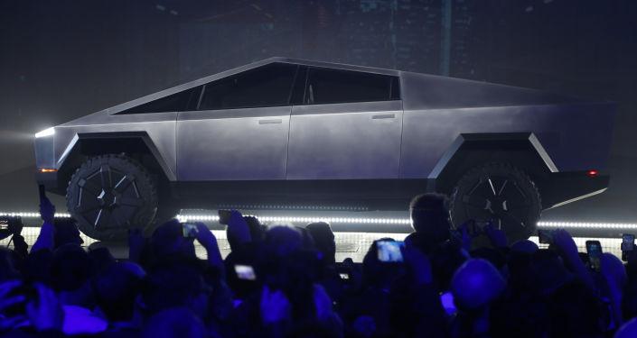 Cybertruck de Tesla
