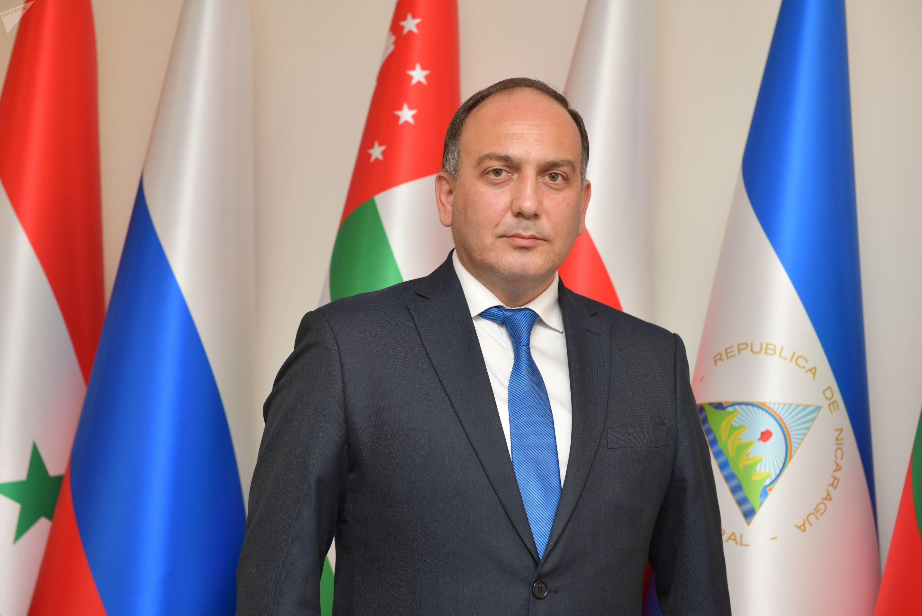 Ministre abkhaze des Affaires étrangères, Daur Kove