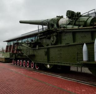 Système de missiles férroviaire Molodets