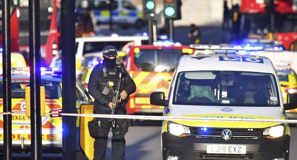 Une attaque au couteau sur le pont de Londres, le 29 novembre 2019