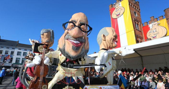 Festival Alost antisémitisme en Belgique