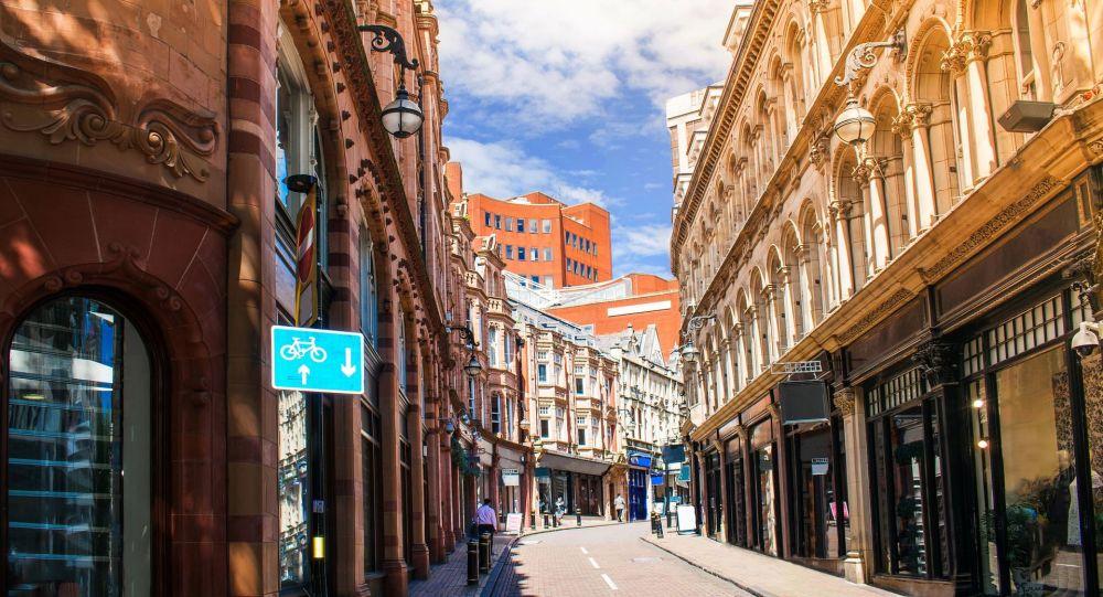 Birmingham, Angleterre