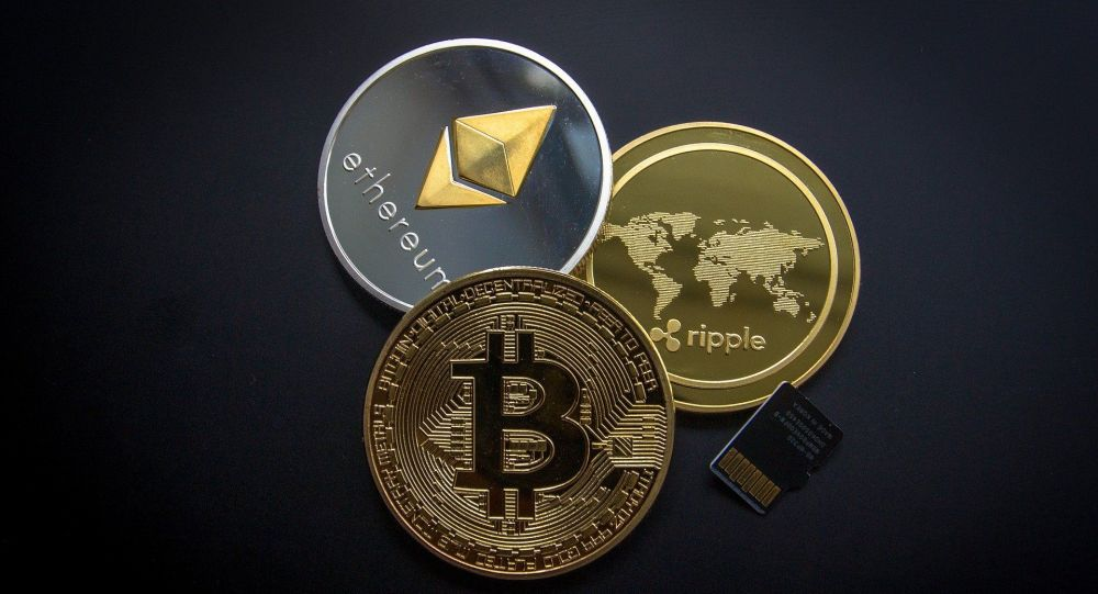Des cryptomonnaies (image d'illustration)