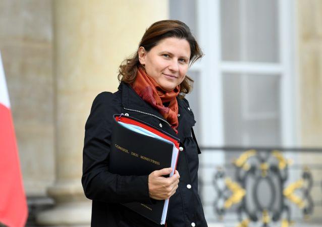 Roxana Maracineanu, la ministre des Sports