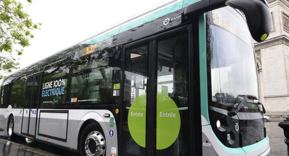 Autobus de la RATP (image d'illustration)