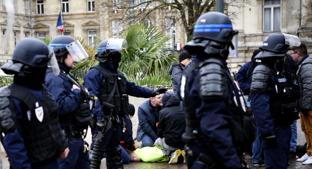 Des policiers français (photo d'archives)