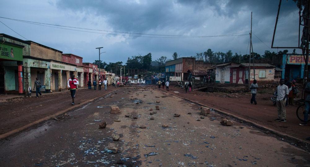 Tirs à balles réelles lors d'une manifestation contre la Monusco — RDC