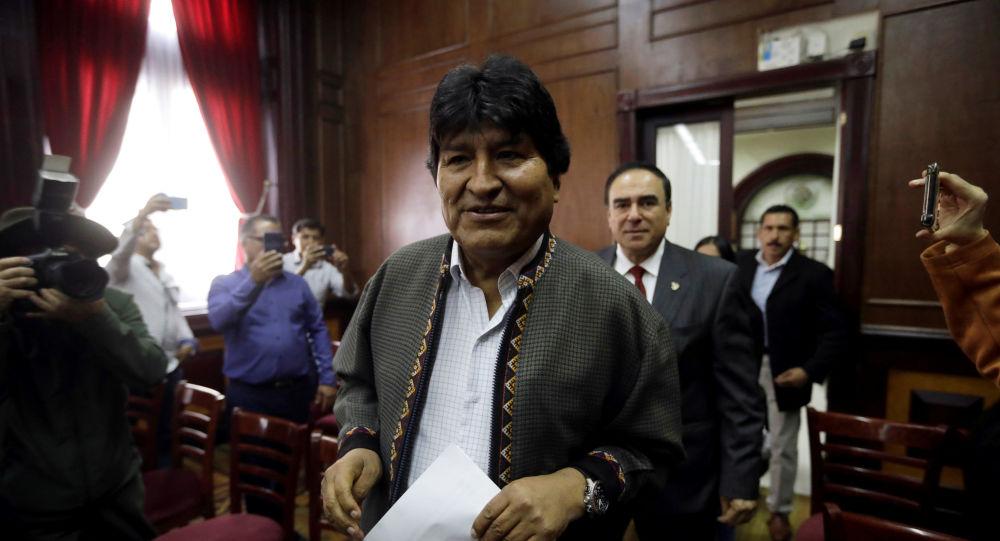Argentine: la communauté bolivienne commente l'arrivée d'Evo Morales