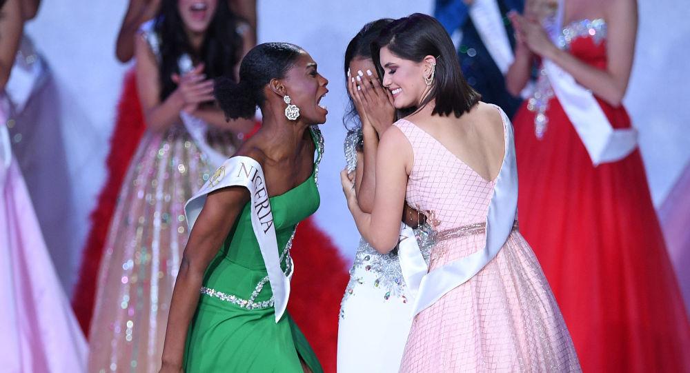 Miss Jamaïque remporte le titre de Miss Monde, et la belle réaction de Miss Nigeria fait le tour du web