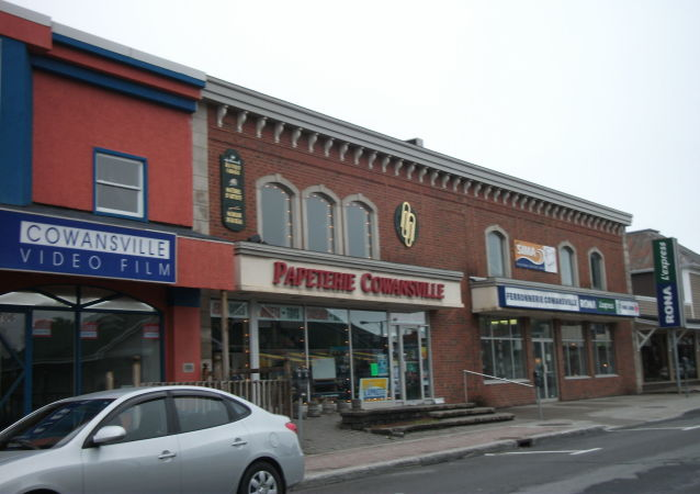 Cowansville, Québec