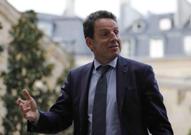 Geoffroy Roux de Bézieux, président du Medef