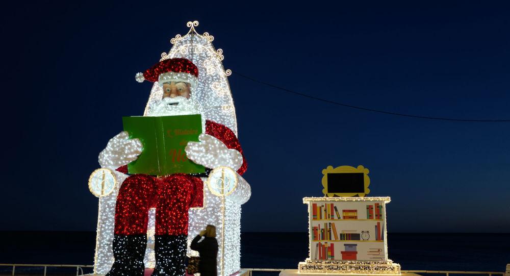 Le marché de Noël de Nice évacué à cause d'une mauvaise blague