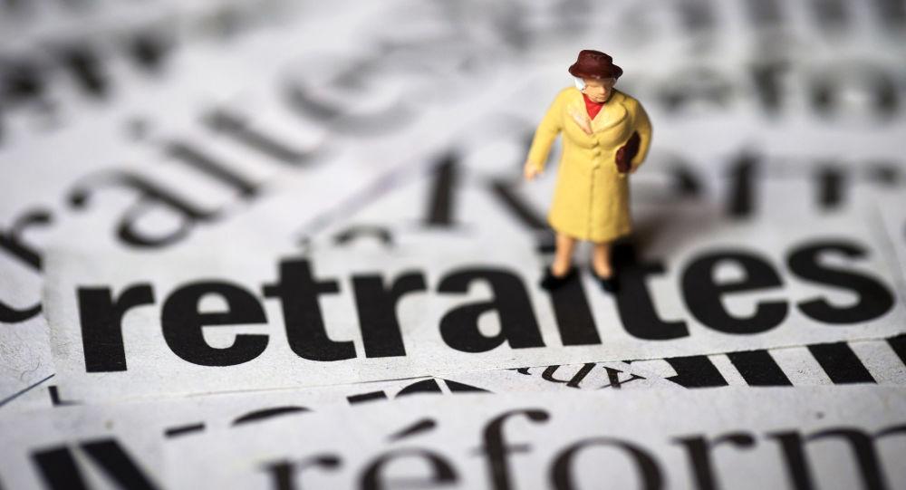 réforme des retraites (image d'illustration)