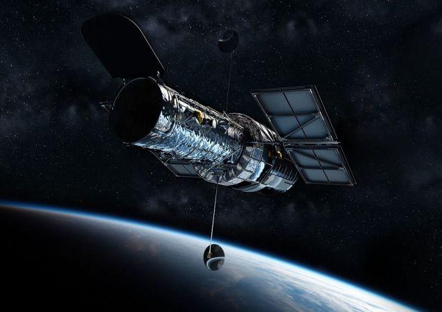 Hubble, image d'illustration