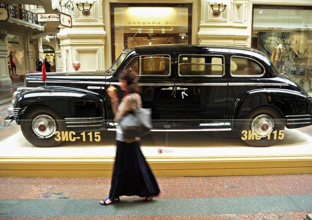 Une limousine ZIS-115 (archive photo)