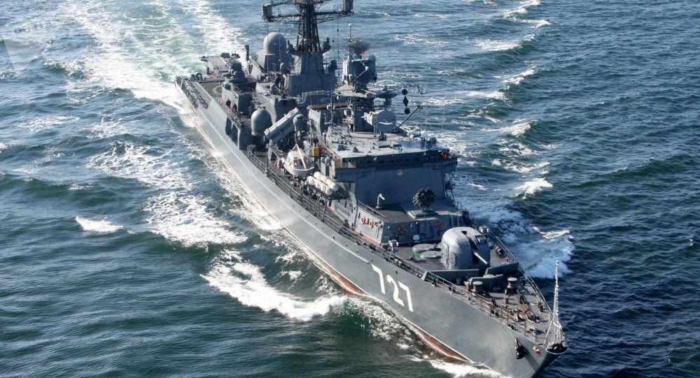 Navire russe Yaroslav Mudry